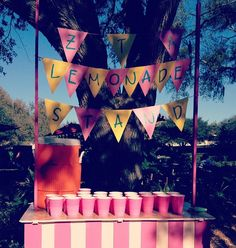Delta Beta Chapter (Florida Southern College) passed out free pink lemonade on campus. Great way to spread awareness!