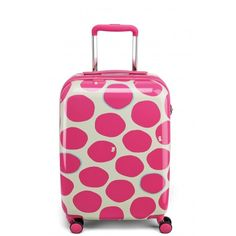 Spot On, Small Wheel Trolley Suitcase
