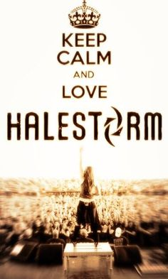 Lzzy Hale ✾ of Halestorm Music Is Life, My Music, Keep Calm And Love, My Love, Lzzy Hale, Best Rock Bands, Halestorm, Types Of Music, My Favorite Music