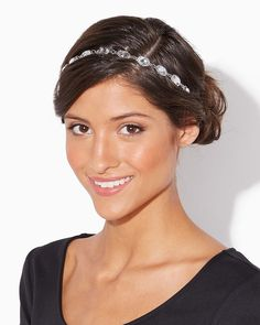 charming charlie | Luminous Hair Wrap | UPC: 410005208705 #charmingcharlie