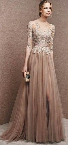Elegant and simple, yet astonishingly intricate and beautifully patterned visit www.herdress.ch for more