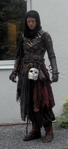 apocalyptic dressing - Google Search