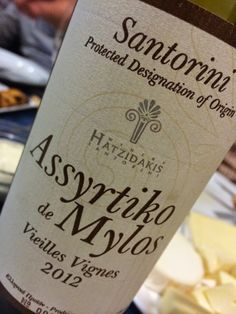 Vino Assyrtiko de Mylos 2012 -  http://enofilicos.com/2014/04/16/vino-assyrtiko-de-mylos-2012/