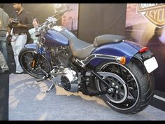 Harley Davidson Breakout launched in India at INR 16 28 lakhs