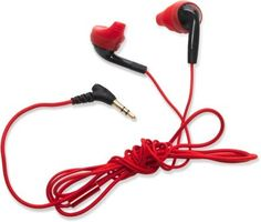 Yurbuds Inspire Ironman Series Earbuds stay in place while running...love mine!