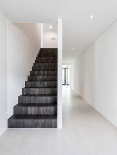EFH Hemishofen - Picture gallery #architecture #interiordesign #staircase
