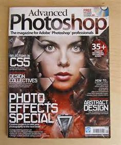 photoshop magazine - Bing Images