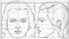 Nous voici arrivé au dernier tuto consacré à la tête en dessin. Après avoir vu tout ce qui concerne la structure, les proportions et la myologie, nous allons nous intéresser aux proportions de la t...