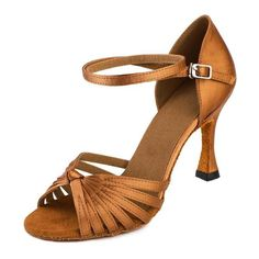 Details about New Womens Latin Dance Shoes Adult Brown Ballroom Dancing Shoes Salsa Med Heel Latin Dance Shoes, Dancing Shoes, Lace Heels, Women's Heels, Ballroom Dance Shoes, Crazy Shoes, Weird Shoes, Types Of Shoes, Black Shoes