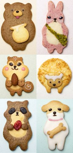 Animal treats - so cute