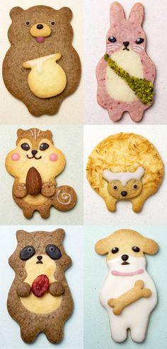 Animal treats - so cute