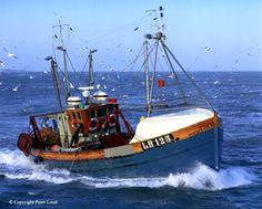 Fishing Boat Fidelis, Seahouses, Northumberland