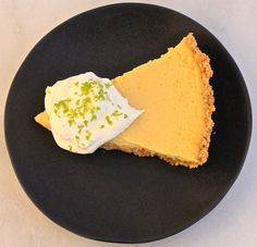 This recipe is also very typical of the kind of simple but delicious dessert that Laura Bush preferred.that this citrus pie isn't . Desserts To Make, No Bake Desserts, Delicious Desserts, Yummy Food, Kitchen Recipes, Pie Recipes, Cooking Recipes, Recipies, Laura Bush