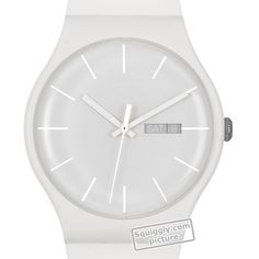 Swatch White-Rebel SUOW701 - 2010 Fall Winter Collection