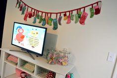 Advent Calendar & Toddler Activities | Little Baby Garvin