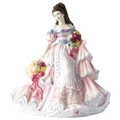 royal doulton | Royal Doulton Figurine, Summers Belle HN5107