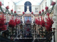nantes-passage-pommeraye Belle Villa, Bilbao, France, Holiday Decor, Pays De La Loire, Brittany, Travel, French