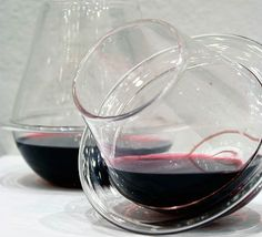 Unspillable Wine Glass: When You Get Tipsy, This Cup Won't | Designs & Ideas on Dornob