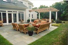Antine Landscape-beautiful patio