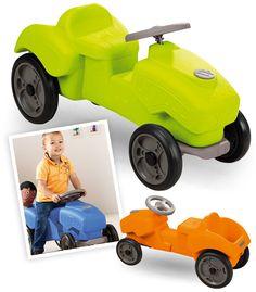 Tracteur Wesco pour enfant