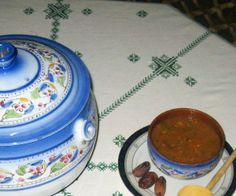 Harira   Marokkanisch Essen