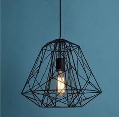 Gros Creative feux article barre de fer pendentif avec ampoules lampe de style industriel pour salle d'étude café bar dans Éclairage suspendu de Lumière et éclairage sur AliExpress.com | Alibaba Group