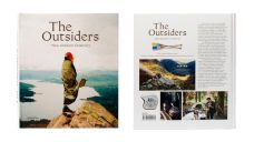 The Outsiders book from Gestalten #giftguide