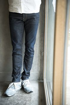 Relax Black(MENS) | EVERY DENIM ONLINE STORE