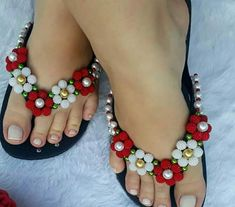 Mother Daughter Tattoos, Tattoos For Daughters, Decorated Shoes, Crochet Shoes, Painted Shoes, Huaraches, Moccasins, Designer Shoes, Flip Flops
