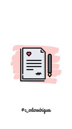 Aesthetic Design, Icon Design, Logo Design, Cartoon Wallpaper, Wallpaper Quotes, Instagram Background, Planners, Insta Icon, Sketch Notes