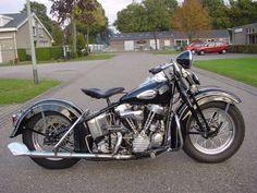 Diario Motocicleta: Un poco de Historia - Harley Davidson 1940 a 1947 #harleydavidsonpanhead #harleydavidsonknucklehead