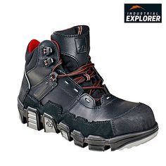 Bocanci cu bombeu Explorer outdoor 4 sezoane - Oferta sezon Hiking Boots, Aqua, Metal, Outdoor, Shoes, Fashion, Outdoors, Moda, Water