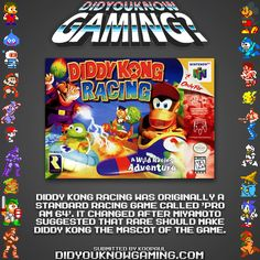 Did you know gaming?