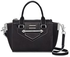 Dylan Small Leather Satchel