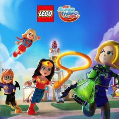 LEGO DC Super Hero Girls are available for Pre Order at www.SmythsToy.com - Which Superhero would you be?  #IfIWereAToy  #smyths #smythstoys #smythstoyssuperstores #toystagram #heyletsplay #ifiwereatoy #oscar #love #uk #ireland #toys #fun #lego #instagood #dcsuperherogirls #superhero #wonderwoman #harleyquinn