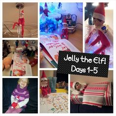 Easy peasy #elf on the shelf ideas 2013 love, laugh and learn.