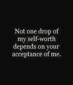 Be yourself unapologetically!