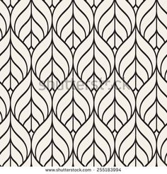 Find Seamless Pattern Graphic Ornament Floral Stylish stock images in HD and millions of other royalty-free stock photos, illustrations and vectors in the Shutterstock collection. Thousands of new, high-quality pictures added every day. Linear Pattern, Pattern Design, Tattoo Geometrique, Vektor Muster, Motifs Textiles, Muster Tattoos, Stoff Design, Temporary Wallpaper, Geometric Wallpaper