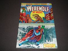 Werewolf by Night 9, (1973), Marvel Comics by HeroesRealm on Etsy