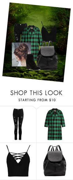 """""""wow"""" by meriem-asma ❤ liked on Polyvore featuring Dorothy Perkins, Balenciaga, Boohoo and Witchery"""
