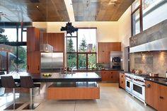 Saratoga Creek House-WA design-14-1 Kindesign