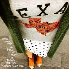 #LuLaRoeJessicaEarl #LuLaRoeCassie #TexasTee #DeepInTheHeartOfTexas #JoinMyTeam