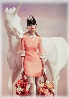 *NOW I will believe that there are unicorns....!![shakespeare]...*  Vera & Rose Floral & Event Design - Blog - Alannah Hill