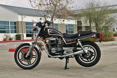 1982 Honda Nighthawk 450
