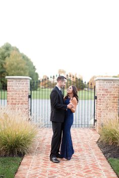 Kimberly and Jason | A Stunning Middleburg Engagement | Candice Adelle Photography | VA DC MD Destination Wedding Photographer