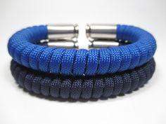 ⏩SHIPPED⏪ Electric Blue on Nickel 45ACP Casings Midnight Blue on Nickel 45ACP Casings Paracord BearArms Bullet Bracelets --- www.BearArmsBracelets.com --- #beararmsbracelets #badassery #45 #45acp #style #statement #firearms #blue #everydaycarry #edc #army #usmc #military #navy #airforce #wholesale #troops #thinblueline #etsy #ammo #lawenforcement #paracordporn #cop #paracordbracelet #police