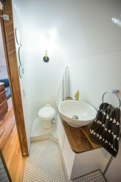 Bathroom Airstream