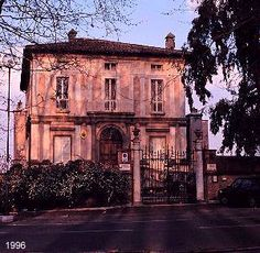 Villa Lante Rooma.