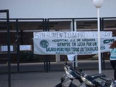 LOS PRINCIPIOS: La asamblea del Hospital fue multitudinaria y este...
