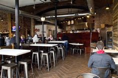Checking out Slidin' Dirty's new restaurant space | All Over Albany
